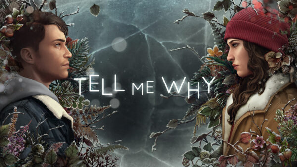 Wallpaper grande di Tell Me Why