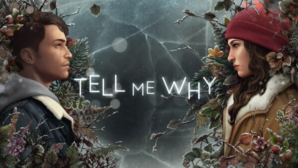 Tell Me Why Wallpaper